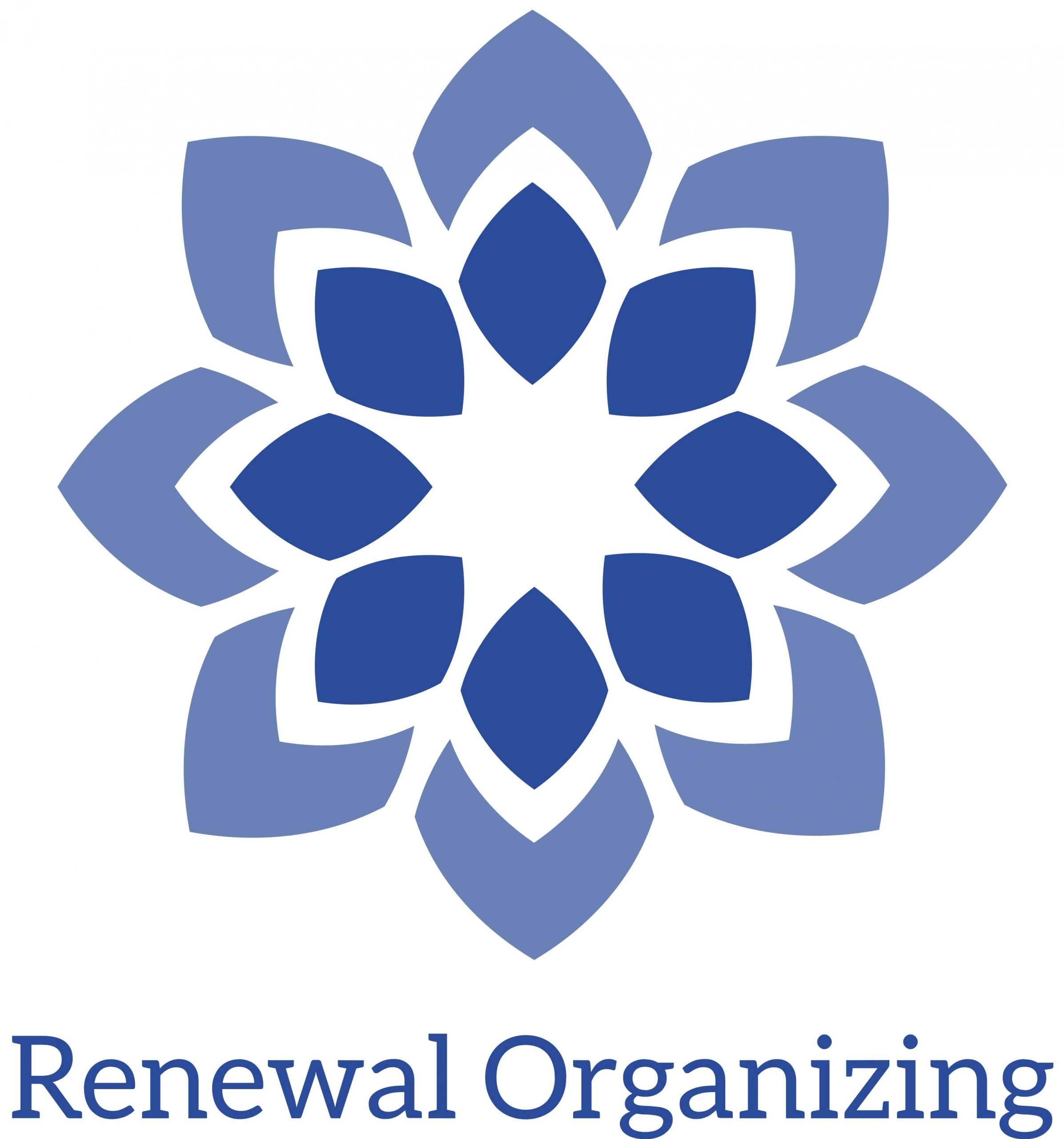 Renewal Organizing Logo